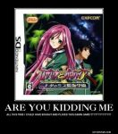 Rosario vampire motivational 11 by Allosaurus-rex123