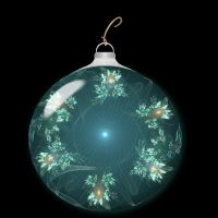 Christmas Ornament by LadyLyonnesse