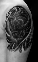 panther by tattooneos
