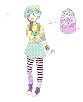 Decora Princess (Open for Q's and RP's) by metanoiias