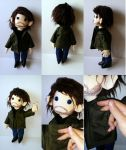 Will Graham Plushie by Kaxen6