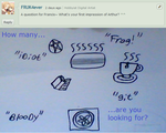 FrUK - Answer 2: First Impressions by Ask-Fr-UK