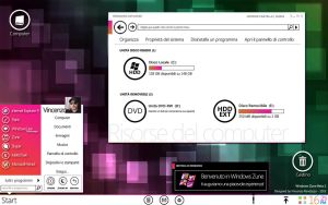 Windows Zune Concept 1 Updated by metrovinz