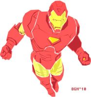 ironman by bgm1974