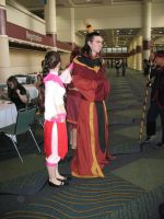 Megacon 09- Fire Lord 1 by Prota-Girl