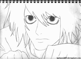 DN: First pic of L -sketch- by karlarei2003
