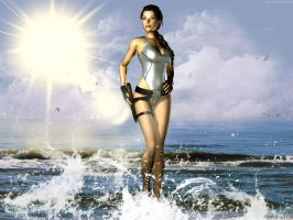 Tomb Raider - The Cradle of Life (Bikini) by Roli29