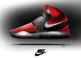 Rosherun Basketball Shoe by chrislah294