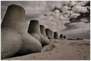 Concrete Army by JoseMelim