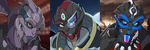 Turian Icon Commissions by AngusMcLeod