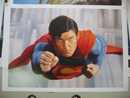 Superman by benw99