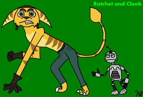 Ratchet and Clank 2 by Gangster-dog