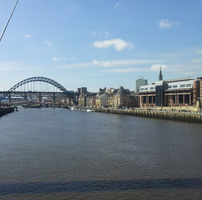 River Tyne by Mimii-x