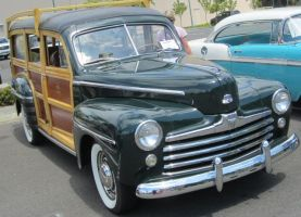 48 Ford Woody by zypherion