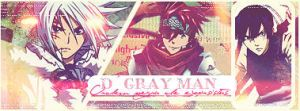 D Gray man signature by lady-alucard