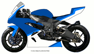 25.03.2015 my first motorcycle livery design by mtbboyvt