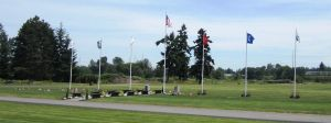 Flag Memorial @ Mt View in Lakewood by zypherion