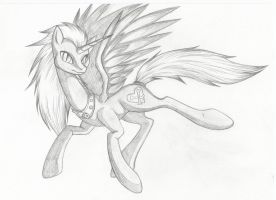 Boneheart pencil1 by mourning-dreams