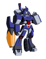 Bots of Honor Galvatron by KrisSmithDW