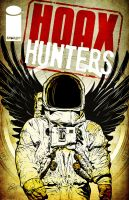 Hoax Hunters pin-up by gravitydsn