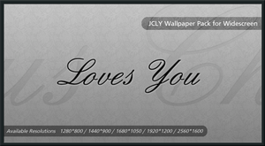 JCLY Wallpaper Pack Updated by JosephYang
