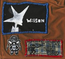 Patches On My Jacket by rcsi1