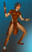Commish : Chatar1 by wansworld