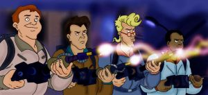 The Real Ghost Busters by Makinita