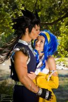 Gajeel Redfox cosplay Althair (2) by AlthairLangley