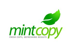 MintCopy - Logo Design by Alneo