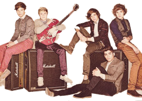 One Direction PNG by StarEditions12