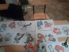 Photo of Badges #1 by XxPuppyProductionsxX