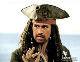 "Marco ""Jack Sparrow"" Borriello by finalverdict"