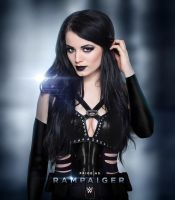 Paige as the Rampaiger by Artlover67