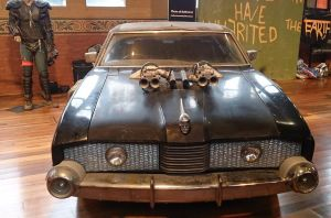 Mad Max The Road Warrior Ford Landau P5 4 by MALTIAN