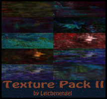 Premade Textures Pack II by Lengels-Stock