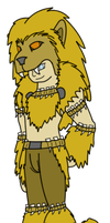 APH - Lionhearted by GreyScale9