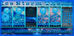 Next Launcher 3D Theme Ice Storm by ArtsCreativeGroup