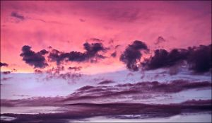 Cotton Candy Clouds II by AForAdultery