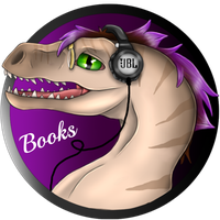 Books - OC Badge by WhenBooksFly101