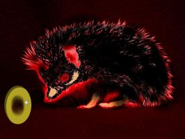 The real Shadow the Hedgehog by kgbkris