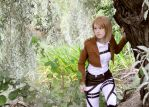 Cosplay: Petra Ral II by Ginger-I