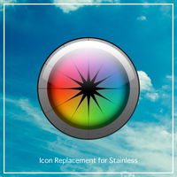 Stainless Icon_with Download by kitten-boy