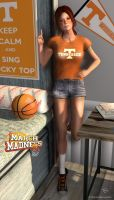 SL's Girls of March Madness! 2 by donnaDomenitzo