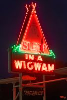 Sleep In A Wigwam by sequential