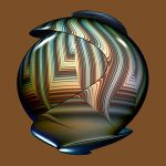 Fractal Pottery by PatGoltz