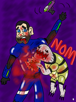 ANGRY TURTLE by JWOODS1992