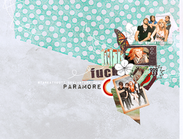 PARAMORE by stareAtyou77