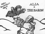 Alia and the Baron by YuptonSinclair