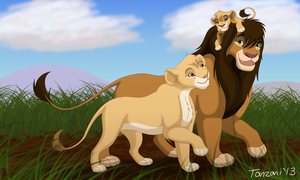 Our Pride and Joy by Tanzani